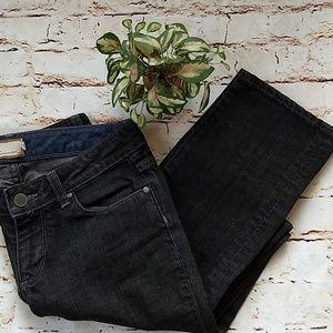 Black Paige Jeans sz 27